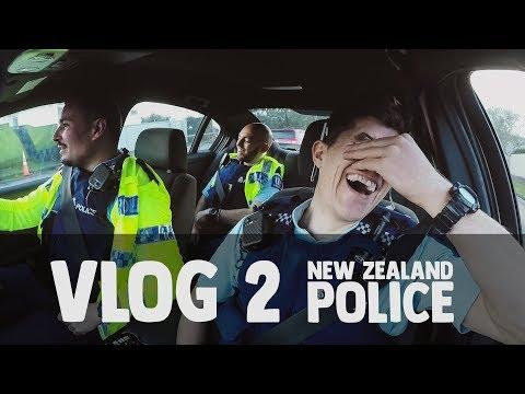 New Zealand Police Vlog 2: Just Revenue Gathering?
