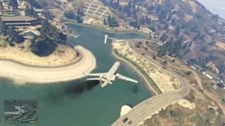 GTA V: Engine Failure & Emergency Landing
