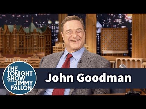 John Goodman Had Radio DJ Dreams