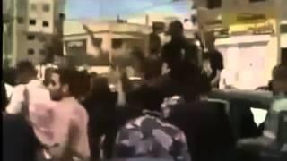 Hamas Beating Fleeing Gazans  a WAR CRIME on film thumbnail