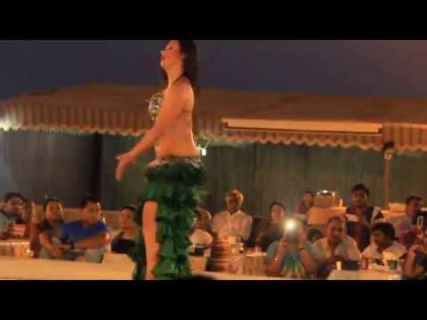 Desert safari Dubai Belly Dance Part 2