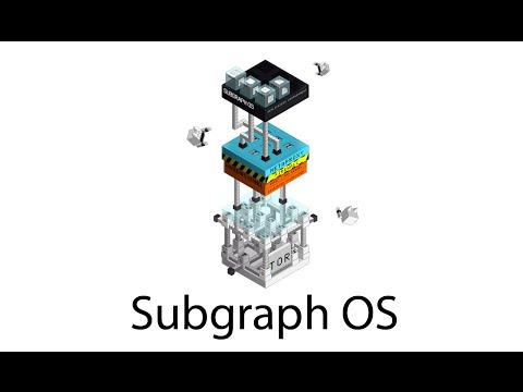 Subgraph OS - Présentation de Subgraph OS