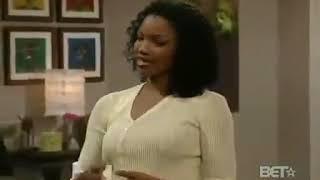 The Jamie Foxx Show Jamie and Fancy Break Up Scene 1999