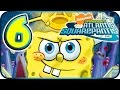 SpongeBob Atlantis SquarePantis Walkthrough Part 6 (PS2, Wii) ☼ Level 6 ☼
