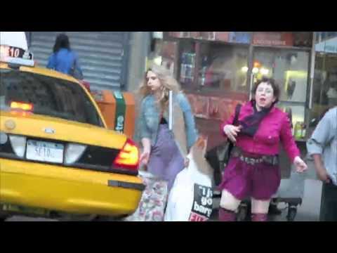Hailing a NYC Cab SUCKS!
