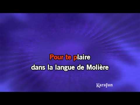 Karaoké For me formidable - Charles Aznavour *