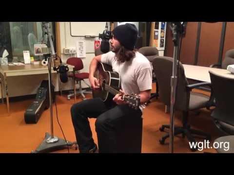"""John Till Performing """"My Dreams"""" On WGLT"""