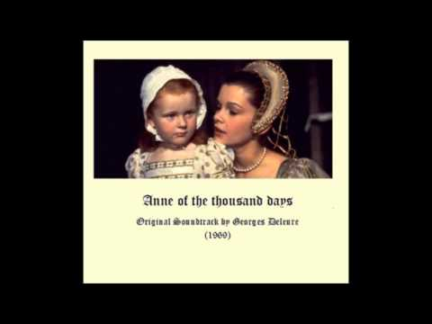 """""""Anne of the thousand days"""" (1969) - Anne's theme"""