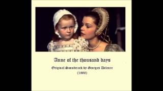 """Anne of the thousand days"" (1969) - Anne"