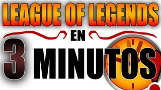 Aprende a jugar LoL EN 3 MINUTOS! - Guía Rápida (WhaTheGame)