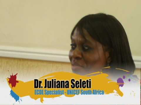 ECDE Southern Africa Regional Conference 2013