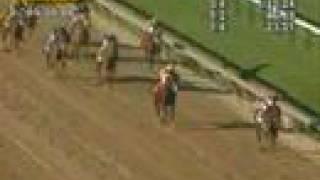 Bernardini - 2006 Preakness Stakes (Dave Johnson's Call)