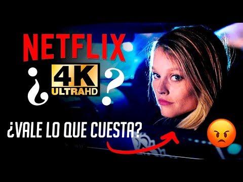 Netflix Premium (UHD 4K) ¿Vale La Pena? - ¡Super Review!