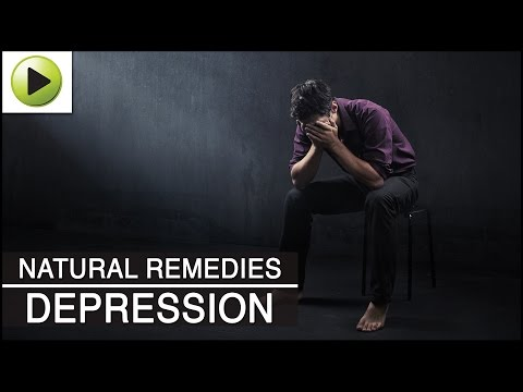 depression---natural-ayurvedic-home-remedies