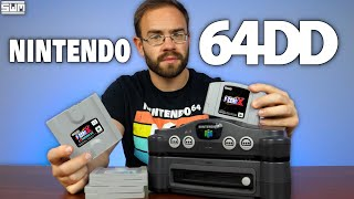 Here's What's Inside The Insanely Rare Nintendo 64DD