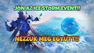 ICE STORM EVENT! NÉZZÜK MEG EGYÜTT!NÉZŐI GAME VELETEK![1000 V-BUCKS SORSOLÁS 17.000 FELIRATKOZÓNÁL!]