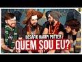 YouTube Turbo DESAFIO QUEM SOU EU? feat. Caldeirão Furado, O Expresso de Hogwarts e Patrono Net