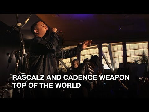 Rascalz + Cadence Weapon | Top of The World | Playlist Live 2018