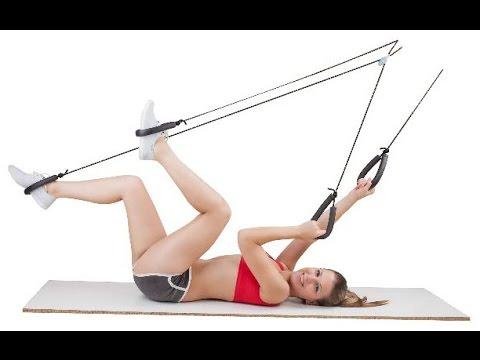 Какие упражнения помогут избавиться от жира с боков