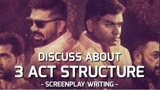 3 Act Structure in a Film | Screenplay Writing - Chapter 3 | Abiman Tube |