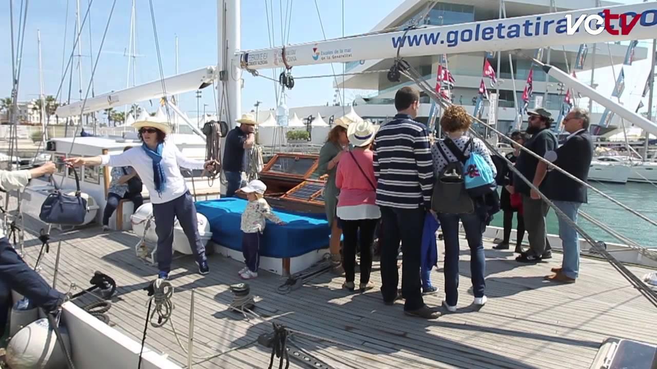 Valencia Boat Show 2015 Youtube