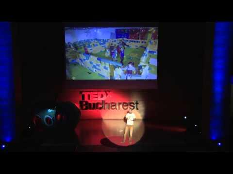 Make education happen! Ion Neculai at TEDxBucharest