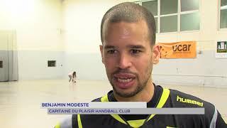 Handball : Plaisir poursuit sa série de victoires