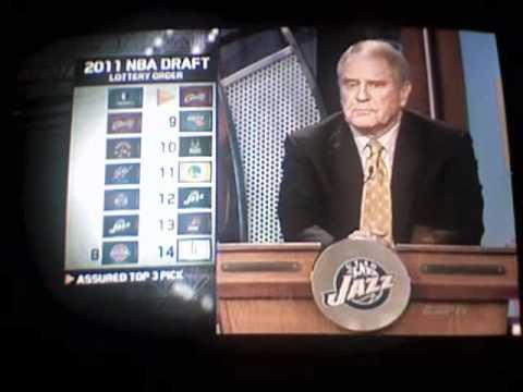 NBA Draft Lottery 2011