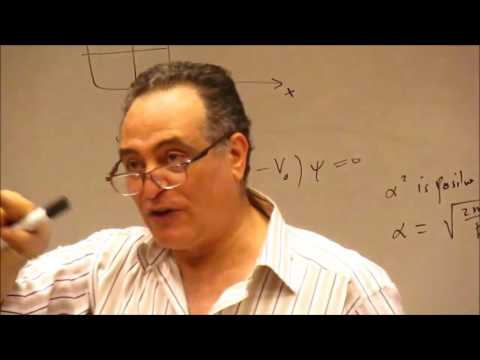 Lecture 13 - Infinite potential well - Part 2, Quantum Harmonic Oscillator