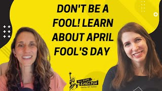 Скачать All Ears English 294 Don T Be A Fool Learn About April Fool S Day With AEE