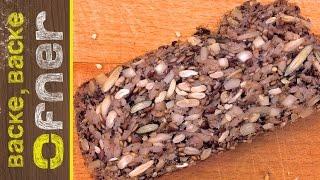 Bio LowCarb Brot | Backe backe Ofner