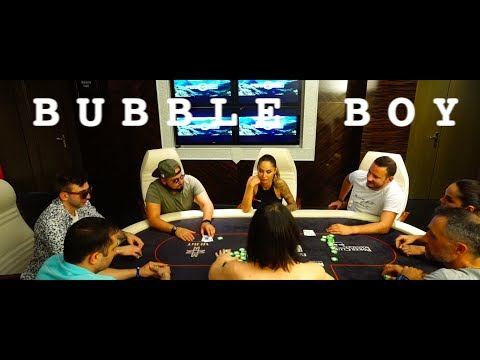 Видео Покер бабл