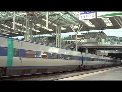 Tren Bala, Corea