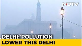 Delhi's Air Quality Status Report After Diwali is 'Very Poor'