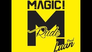 Magic Rude (LuanDj) Funk deluxe version