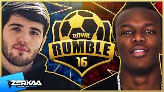 ZERKAA VS JJ | ROYAL RUMBLE 2 (MATCHDAY 4)