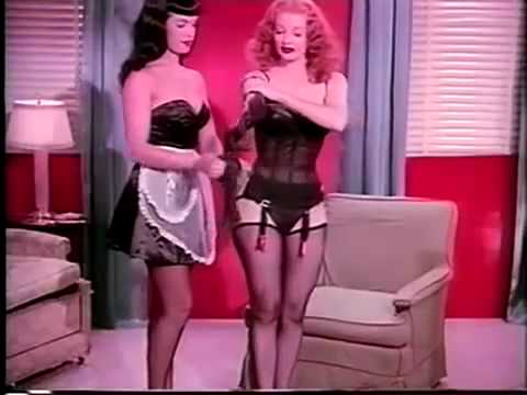 Bettie Page and Tempest Storm - YouTube