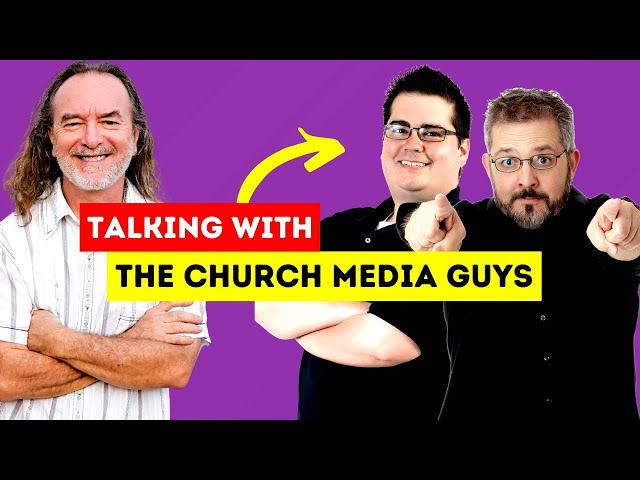 Social Media Tips For Churches 2020 with The Church Media Guys