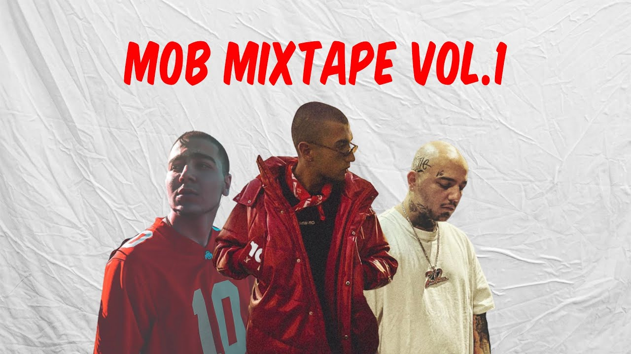 G-Fam Podcast #45 - MOB Mixtape Vol.1
