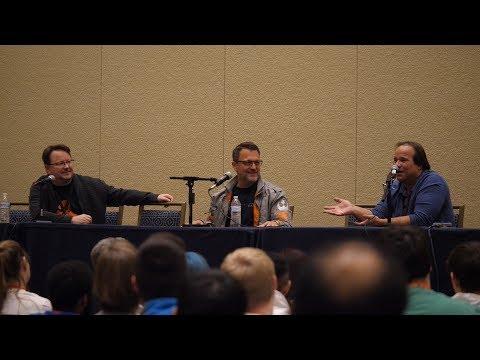 Katsucon 2018 - Sonny Strait, Steve Blum, Tony Oliver Q&A Panel