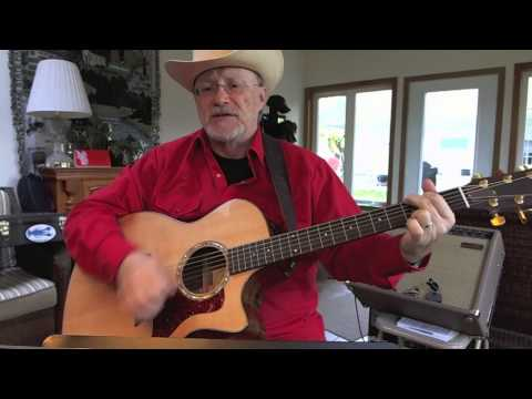 1341 -Gone Country -Alan Jackson cover with guitar chords and lyrics