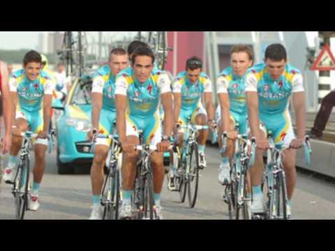The 2010 Tour de France: Alberto Contador