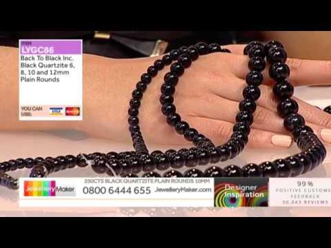 How to make genuine gemstone jewellery - JM DI 14/12/14