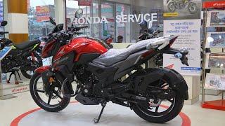 Honda X-Blade 160: 1st impression Review (+Price in Bangladesh)