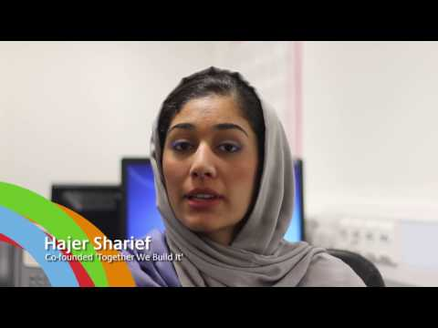 Extremely Together Guide Ch 2 - Hajer Sharief on Human Rights