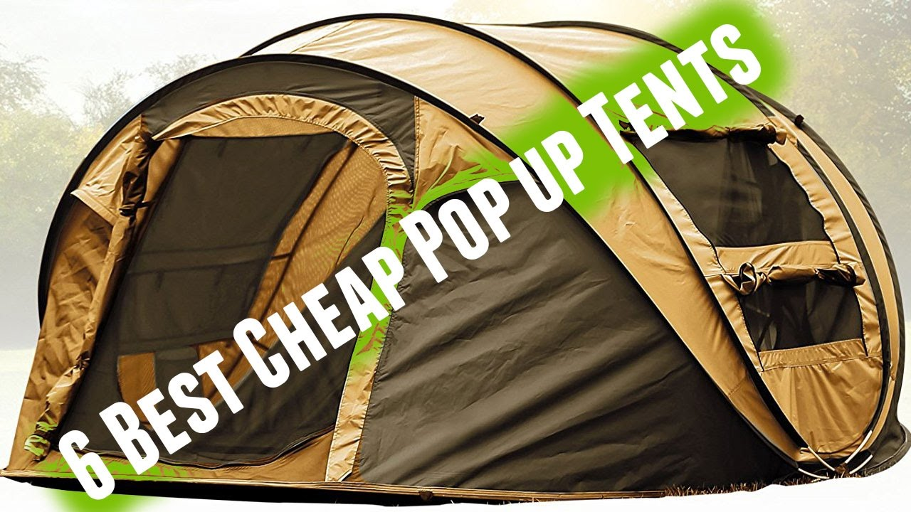 Cheapest Pop Up Tents & Eurmax PRE 10x10 Pop Up Canopy