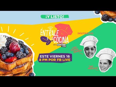 En YouTube: Entrale a la Cocina y aprende a preparar el mejor Pan Francés