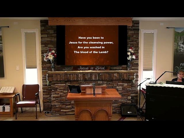 Sunday Service - June 06, 2021 - Heb 9:1-14 God's Better Way To Live