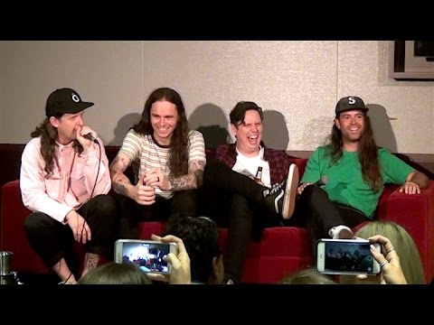 Violent Soho - 2016 ARIA Awards Press Conference