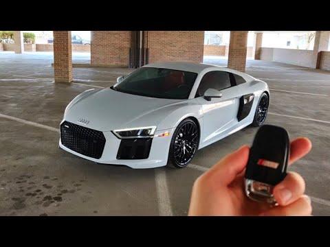2018 Audi R8 Interior And Details!
